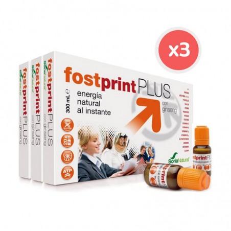 Pack 3x2 Fost Print Plus