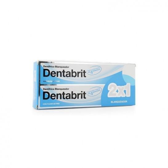 Dentífrico Dentabrit 2x125 ml