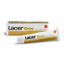 Dentífrico Lacer Oros 125 ml