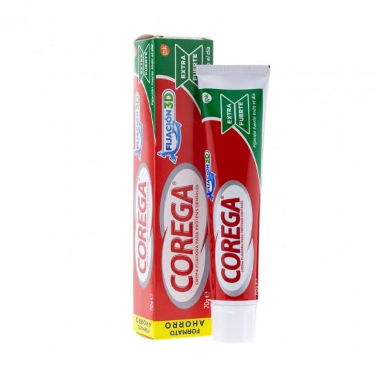 Corega Crema fijadora Extra Fuerte 70g