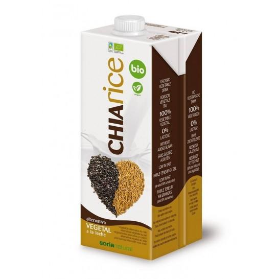 Chiarice - Bebida de arroz y chia