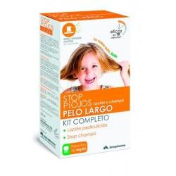 Stop Piojos Pelo Largo - Kit Completo