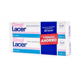 Dentífrico GingiLacer Con Flúor 150 ml