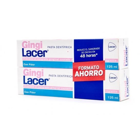 Dentífrico GingiLacer Con Flúor 150 ml