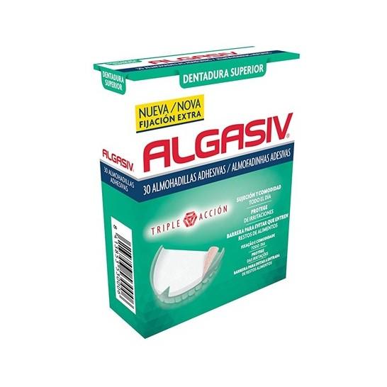 Algasiv Almohadillas adhesivas Superior 30ud