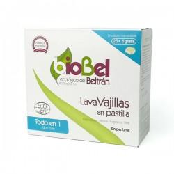 Lavavajillas ecológico en pastillas BioBel