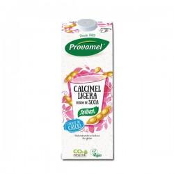 Bebida de Soja Calcimel ligera 1L