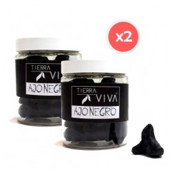 Pack Ajo Negro 2x100 g