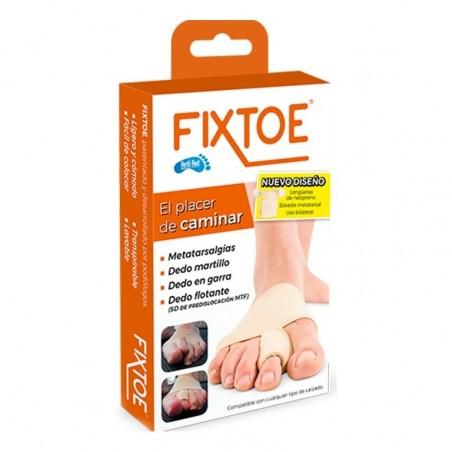 Fixtoe Corrector de Dedos. Dispositivo para dedos martillo o dedo flotante.