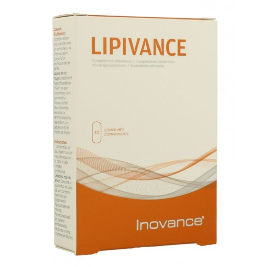 Lipivance 30 comprimidos Inovance