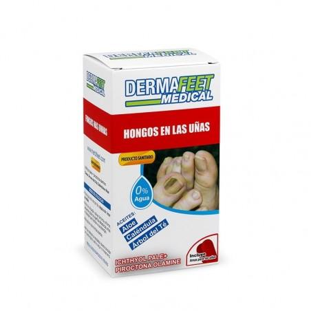 Uñas Descoloridas 50 ml Dermafeet Forte