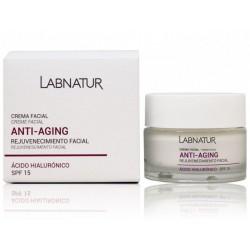 Crema facial Labnatur Anti-Aging SPF15 - 50 ml