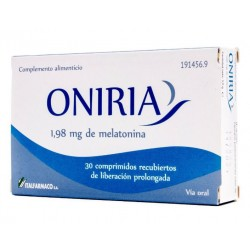 Oniria 30 comprimidos