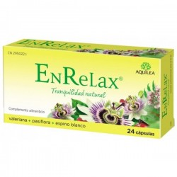 EnRelax 24 Cápsulas