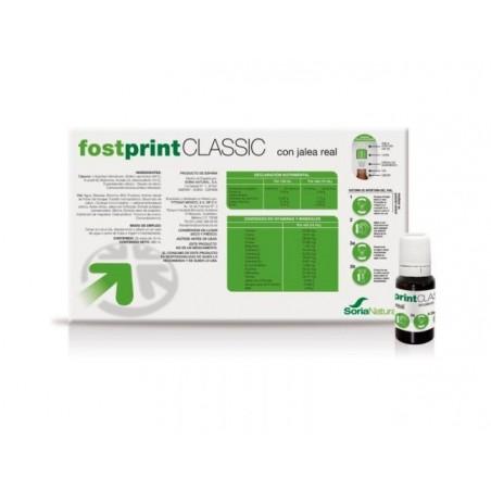 Fost Print Classic 20 viales trasero