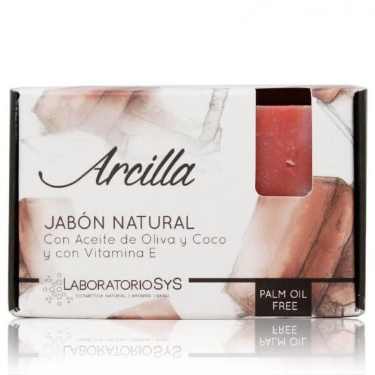 Jabón Natural Arcilla 100g Premium