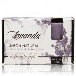 Jabón Natural Lavanda 100g Premium