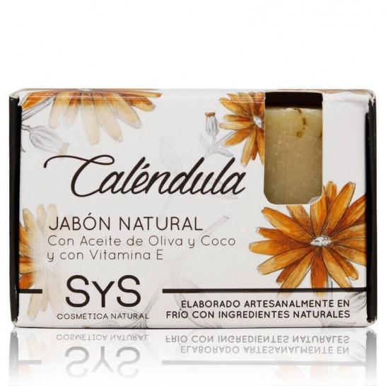Jabón Natural Caléndula 100g Premium