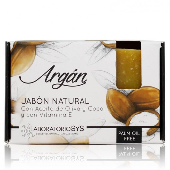 Jabón Natural Argán 100g Premium