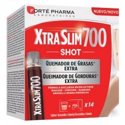Xtraslim 700 SHOT 14 viales Forté Pharma