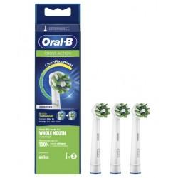 Recambios Cepillo Oral-B Cross Action 3u