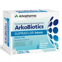 ArkoBiotics Supraflor Intens 7 Sobres Adulto