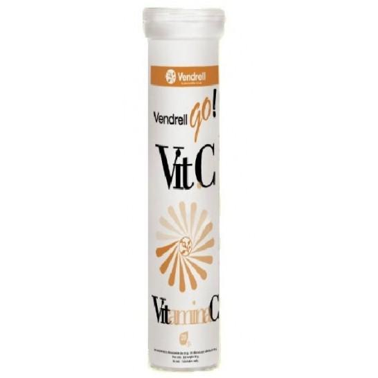 Vitamina C Vit-C - 20 Comprimidos Efervescentes