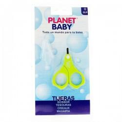 Tijeras Cortauñas Bebé PLANET BABY