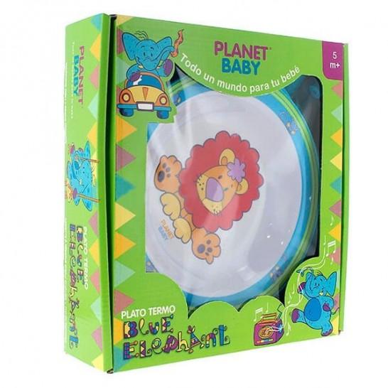Plato Termo PLANET BABY +5m