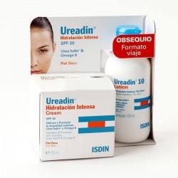 Pack Ureadin Crema Hidratantación Intensa 50 ml + Regalo Loción 10 Hidratación Intensa 100 ml