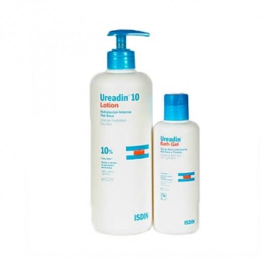 Pack Ureadin Loción Hidratación Intensa 1000 ml + Regalo Gel de Baño Hidratante 100 ml