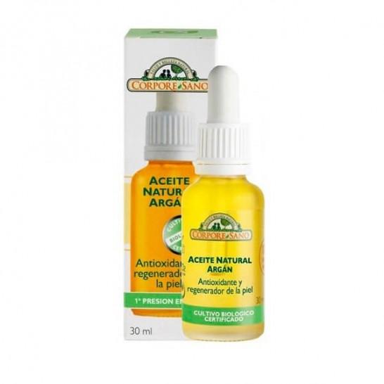 Aceite de Argan 30 ml CORPORE SANO
