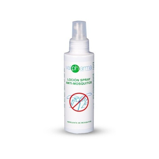 Loción Spray Antimosquitos 150ml