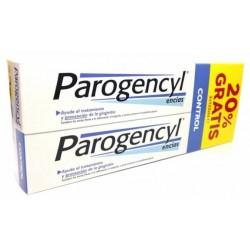 Parogencyl Control Encías Dentífrico 2x125ml