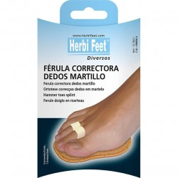 Férula Correctora Dedos Martillo 1ud