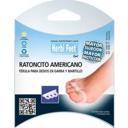 Ratoncito Americano - Derecho