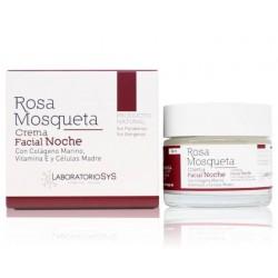 Crema Facial Noche Rosa Mosqueta 50ml