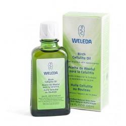 Aceite anticelulítico de Abedul Weleda 100 ml