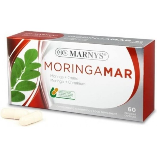 Moringamar 60 Cápsulas