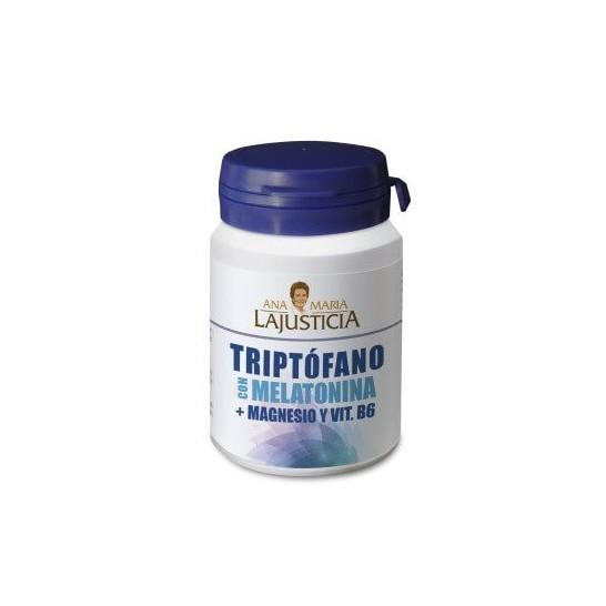 Triptófano con Melatonina Ana María La Justicia 60 comprimidos
