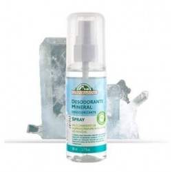 Desodorante mineral 80ml Spray
