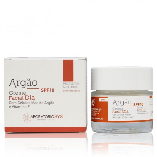 Crema Facial Argán 50ml