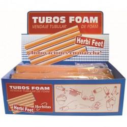 Tubos Foam Nº4 -12 ud (25mm)