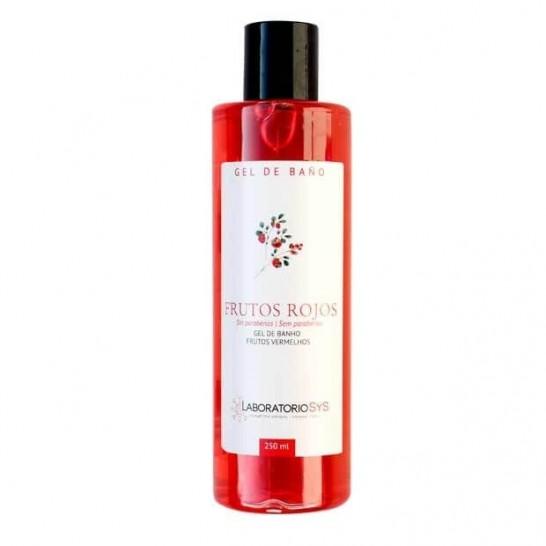 Gel de baño Frutos Rojos 250 ml SyS