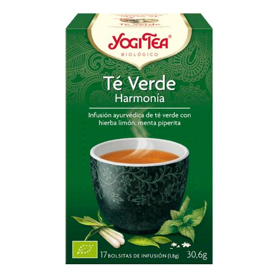 Yogi Tea Té Verde