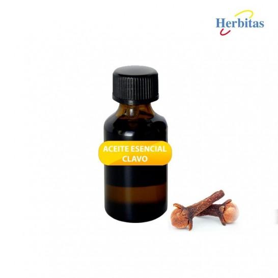 Aceite Esencial Clavo 20ml