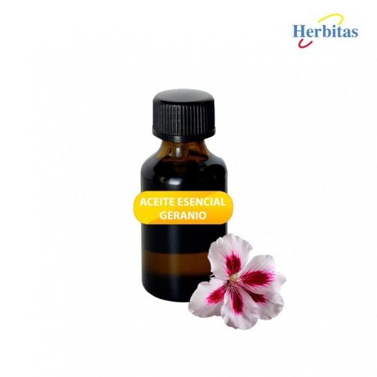 Aceite Esencial Geranio 20ml
