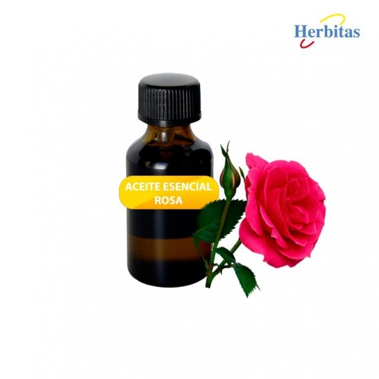 Aceite Esencial Rosa 20ml