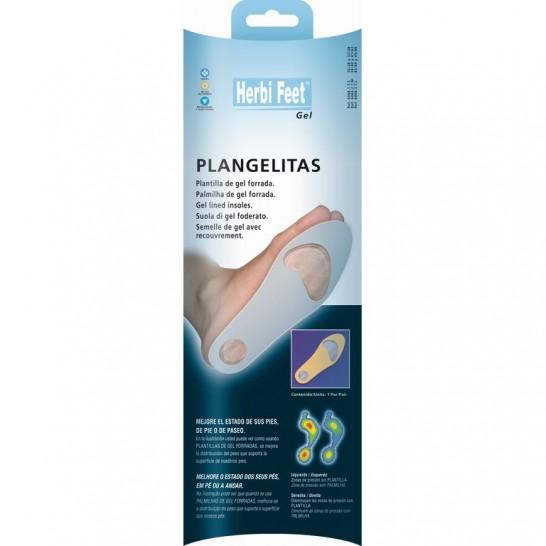 Plantillas Plangelitas extrafinas