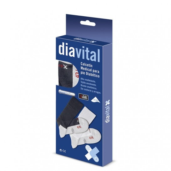 Calcetín Diavital Medical 3 Pares